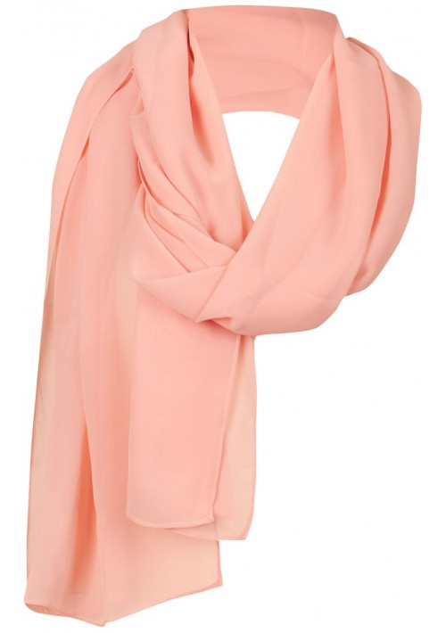 Stola aus Chiffon / Schal für Abendkleider in vielen Farben - hier günstig online bestellen