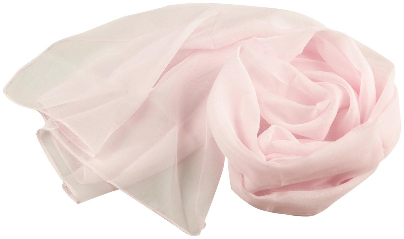 Stola fur abendkleid rosa