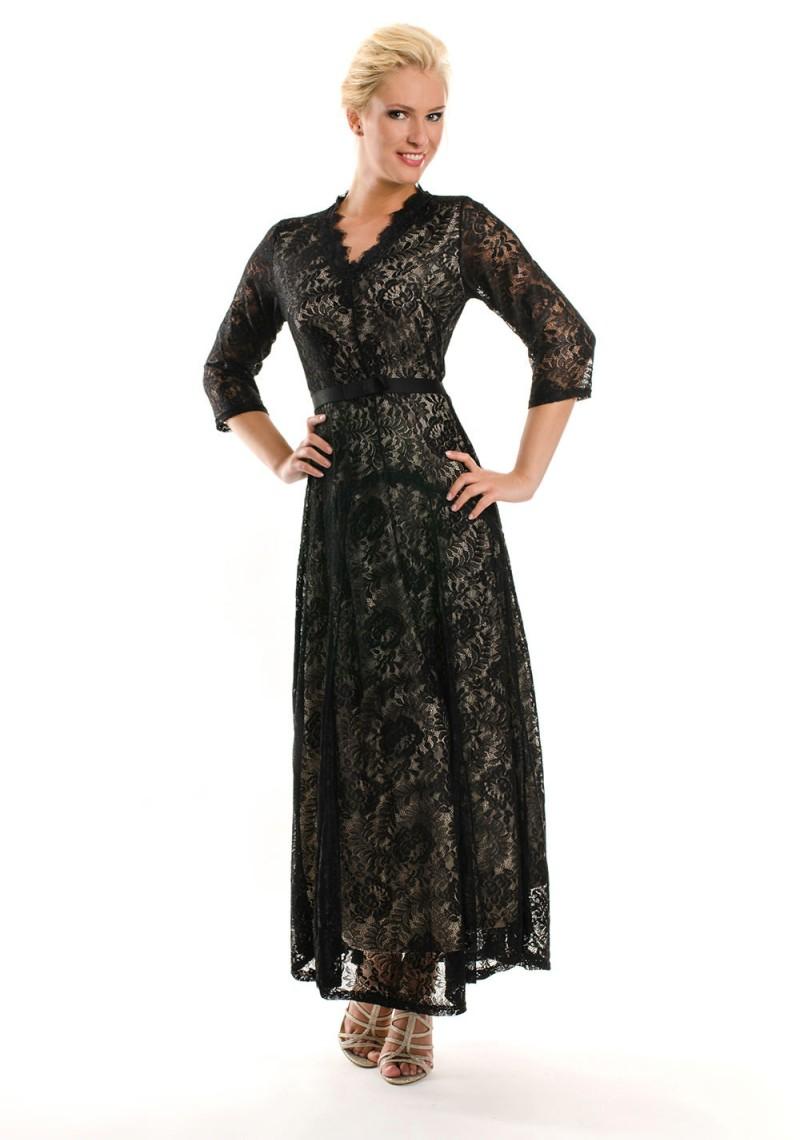 Spitzenkleid bei VIP Dress   Abendkleider aus Spitze
