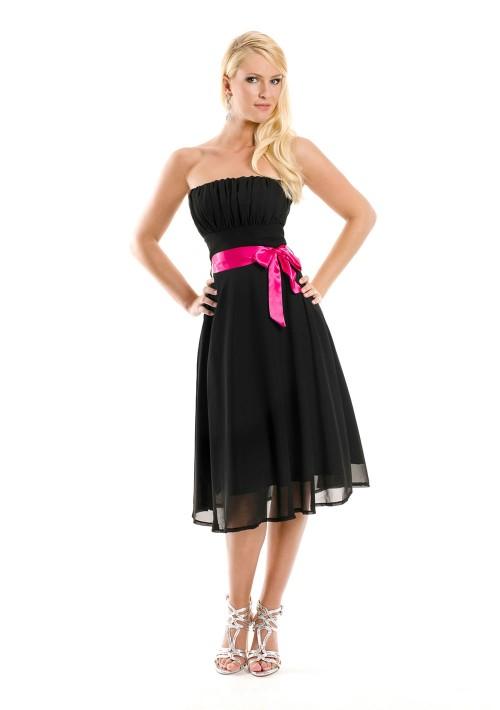 vip dress cocktailkleid in schwarz jetzt online bestellen. Black Bedroom Furniture Sets. Home Design Ideas