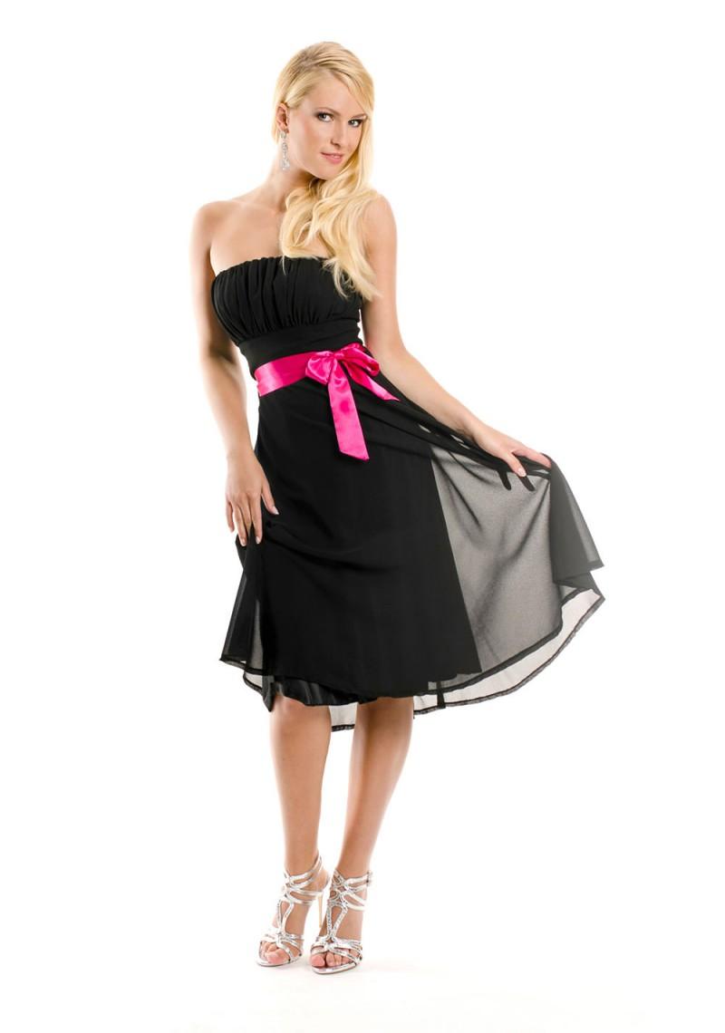 VIP dress | Cocktailkleid in Schwarz | Jetzt online bestellen!