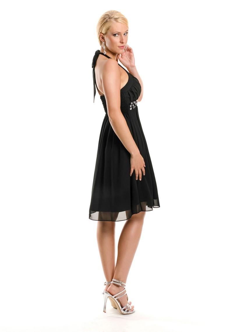Cocktailkleid in Schwarz | tolle Abendkleider von VIP Dress