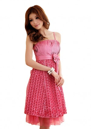 Abiballkleid in Pink mit vielen Blüten - <br /> <b>Notice</b>:  Undefined index: altTail in <b>/home/vipdress/public_html/tools/smarty/compile/3a21d04bf1b909ed03be781795539a91ac65494e.file.product.tpl.php</b> on line <b>264</b><br />