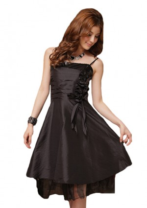 Ballkleid mit Pailletten und Tüll in Schwarz - <br /> <b>Notice</b>:  Undefined index: altTail in <b>/home/vipdress/public_html/tools/smarty/compile/3a21d04bf1b909ed03be781795539a91ac65494e.file.product.tpl.php</b> on line <b>264</b><br />