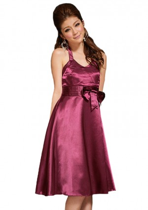 Satin-Cocktailkleid in Lila - <br /> <b>Notice</b>:  Undefined index: altTail in <b>/home/vipdress/public_html/tools/smarty/compile/3a21d04bf1b909ed03be781795539a91ac65494e.file.product.tpl.php</b> on line <b>264</b><br />