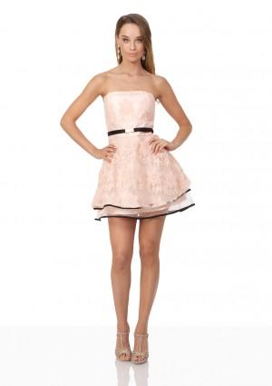 Rosa Abendkleid für den besonderen Moment - schnell und günstig bei VIP Dress