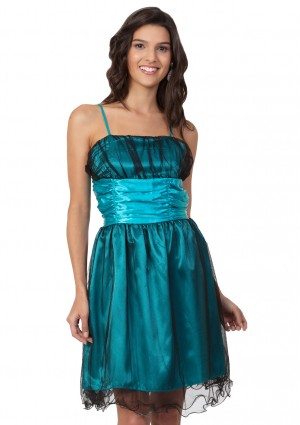 Raffiniertes Cocktailkleid für den Abiball in Blau - <br /> <b>Notice</b>:  Undefined index: altTail in <b>/home/vipdress/public_html/tools/smarty/compile/3a21d04bf1b909ed03be781795539a91ac65494e.file.product.tpl.php</b> on line <b>264</b><br />