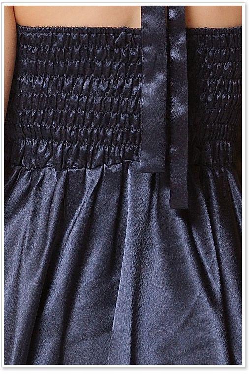 elegantes neckholder cocktaikleid in blau online kaufen. Black Bedroom Furniture Sets. Home Design Ideas